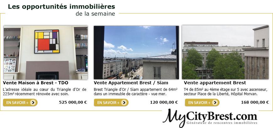 Vente de maison avec My City Brest